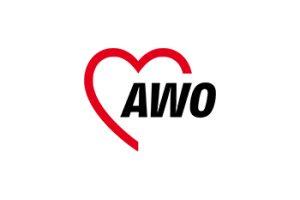 Logo AWO, Referenz HANSE Interim