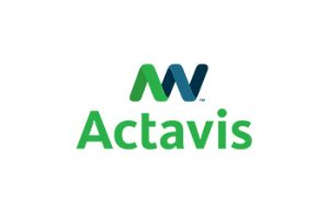 Logo Actavis, Referenz HANSE Interim
