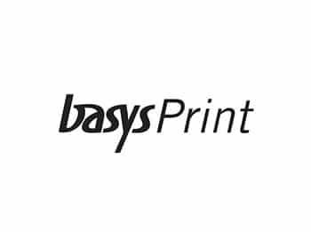 Logo basysPrint, Referenz HANSE Interim