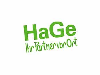 Logo HaGe, Referenz HANSE Interim