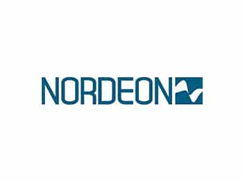 Logo NORDEON, Referenz HANSE Interim