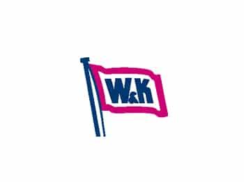 Logo W&K, Referenz HANSE Interim